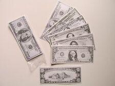 700 Pieces PLAY MONEY paper bills casino night treasure chest party loot cash