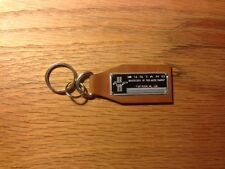 Ford Mustang Data Plate Leather Keychain Saleen Shelby Cobra SVT GT 281 500 Boss