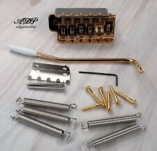 CORDIER TREMOLO STRATOCASTER VINTAGE Gotoh 56mm GE101T GOLD