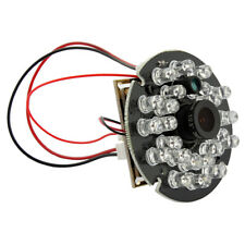 2MP 24 LED USB Camera Night Vision IR Board With Microphone 12mm Lens H.264
