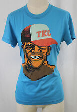 Mens I Love Andy Womens Sz M Shirt Loose Mike Tyson Punch Out Gamer Champ TKO