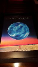 Earthrise The Rainforest Album Rare Original Promo Poster Ad Framed!