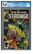 Doctor Strange #75 (1986) Mike Mignola Cover CGC 9.6 EB454