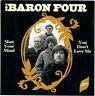 THE BARON FOUR SHUT YOUR MIND DANGERHOUSE SKYLAB RECORDS VINYLE NEUF NEW SINGLE
