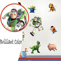 *FULL SET* Toy Story Bedroom Vinyl Wall Art Stickers For Children Or Adults