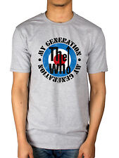 Official The Who Generation New T-Shirt Merch Quadrophenia Are Next Free Dances