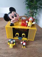 Vintage Disney Mickey Mouse Radio Concept 2000 Hong Kong