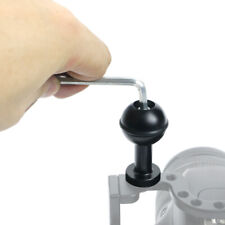 Extended Ball Head Diving Photography Bracket 1/4 Adjustable Screw Ball Seat