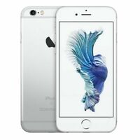 APPLE IPHONE 6S 64GB SILVER GRADE A + GARANTIE 12 MOIS - REMIS À NEUF