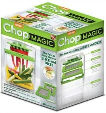 NEW Chop Magic™ Slice and Dice / Storage - As Seen On TV - Free Priority Ship!