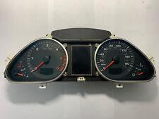 AUDI Q7 3.0 TDI 2008 SPEEDO CLOCKS INSTRUMENT CLUSTER 4L0920981B