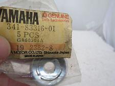 NOS OEM Yamaha XS500 TX500 XS360 DT360 SR500 Flasher Collar PN 341-83316-01-00