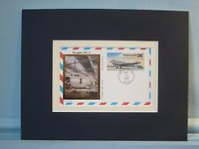 Honoring the Douglas DC-3 & the First Day Cover of its own stamp