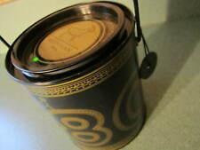 BEEKMAN 1802 Collector Tin Can &  4 3.5oz Bars Soap