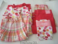 Gymboree Cherry /& Ladybug 2 Pack Socks Baby Girl 12-24 Months NWT