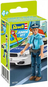 Revell 00750 Police Woman, Multi Colour. Shipping is Free