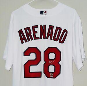 Nolan Arenado signed St. Louis Cardinals autograph Nike MLB Jersey FANATICS COA