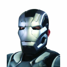 Captain America Civil War War Machine Mask Marvel Comics Brand New Rubies 32893