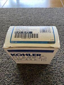 Kohler Duostrainer Sink Strainer Basket Black 8803-7 OPENED BOX NEW