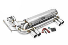 Stainless Steel Muffler BMW 3er Coupe (E46) M3 S54 RWD Sports Exhaust 2.99in
