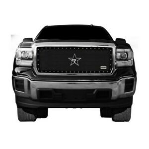 RBP RX-5 Halo Series Studded for Frame 1pc. Grille for 15-17 GMC Sierra 1500 (Ex