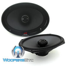 "ALPINE R-S69 6""X9"" 300W LOUD TYPE R COAXIAL 2-WAY SLIK TWEETERS CAR SPEAKERS NEW"