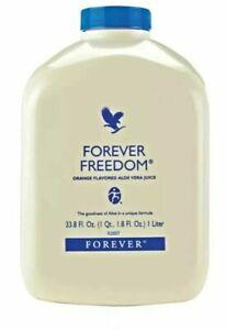 Forever Living Aloe Vera Gel Forever FREEDOM [1Liter] × 1Unit