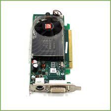 ATI Dell XX355 256MB dvi/s-video PCI-e graphics card - tested & warranty