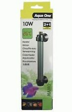 Aqua One A1-15040 Glass Nano Heater 10W preset 26C 12cm for Aquarium Terrarium