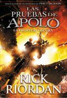 La profecía oscura/ Dark Prophecy, Hardcover by Riordan, Rick; Calvo, Ignacio...