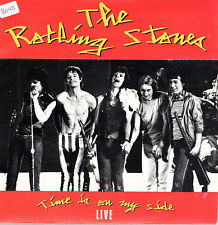 "THE ROLLING STONES   SINGLE  "" TIME IS ON MY SIDE / TWENTY FLIGHT ROCK """