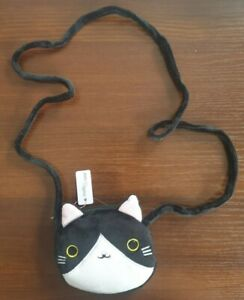 Little Cat Children Shoulder HandBags Purse with Strap Girls Kids Messenger Bag