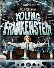 Young Frankenstein (Blu-ray Disc, 2014, 40th Anniversary) NEW