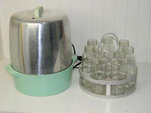 Hankscraft Sterilizer 200B Automatic Electric Vintage Bottles Disc Nipples