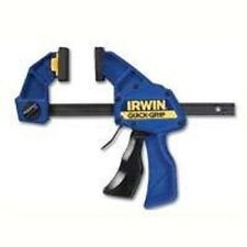 "NEW IRWIN 506QCN WOOD WORKING ETC. 6"" BAR CLAMP & SPREADER TOOL QUICK GRIP SALE"