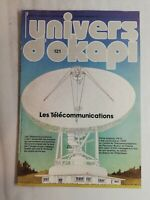 N47 Rivista Universo Okapi N° 121 I Impianti, Antenna, Costruito 1975