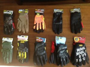 "MECHANIX WEAR ""THE ORIGINAL"", Work, Hunting & Tactical Gloves; M-XL, Mult Colors"