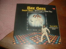 "BEE GEES "" STAYIN' ALIVE - IF I CAN'T HAVE YOU ""  ITALY'77"
