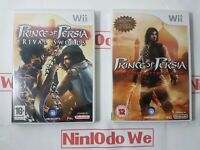 Prince Of Persia Game series (Wii) *Multi Listing* EXPERTLY REFURBISHED