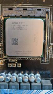 AMD FX-8350 (8x 4.00GHz) FD8350FRW8KHK CPU Prozessor Sockel AM3+