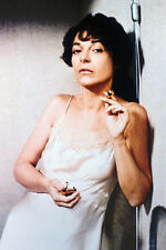 Anne Bancroft 11x17 Mini Poster In Night Gown Smoking Cigarette