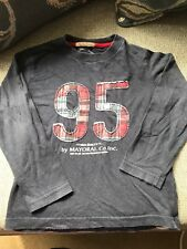 Mayoral Blue T-Shirt Size 3 Years