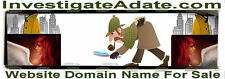 Investigate A Date .com Private Eye Background Records Online Domain Website URL