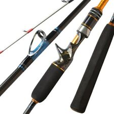 1.8 Inshore Jigging Sea Boat Fishing Rod Spinning Titanium Alloy Tip Casting Rod