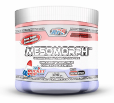 APS Nutrition MESOMORPH PRE-WORKOUT, 10 Flavors, 25 Servings