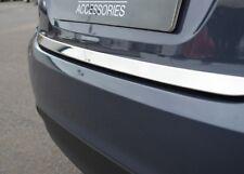 CHROME PORTA posteriore portellone Trim Striscia di copertura per adattarsi FORD FIESTA (2009-17)