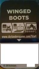 Winged Boots Skylanders Spyro's Adventures Code Only!