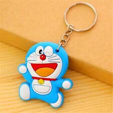 Comics Blue Cats Keyring Keychain Japanese Anime Keyring Key Ring Chain Gift ♫