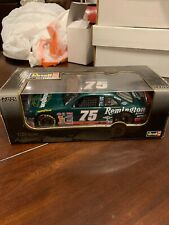 1997 LE Revell 1:24-scale Stock Car #75 Rick Mast Remington Nice!