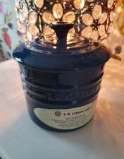 🔥 LE CREUSET Blue Storage Jar with Lid 0.8L